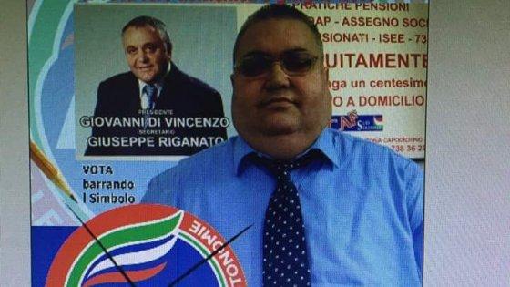 """Giuseppe Riganato, candidato con Ala al Consiglio comunale: """"Facciamo del bene, siamo contro la camorra""""  (video)"""