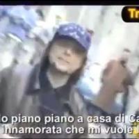 """Comunali Napoli 2016, cantava la droga, ora è candidato: """"Solo ironia"""""""