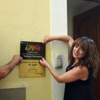 """Ischia, inaugurata la sede del presidio di """"Libera"""" intitolato a Montanino"""