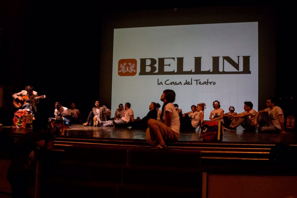 Galà Bellini: il teatro si apre alla città