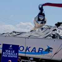 Comunali Napoli 2016, quello sprint sui rifiuti e le ecoballe a sei giorni