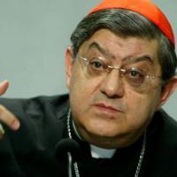 Il cardinale Sepe: