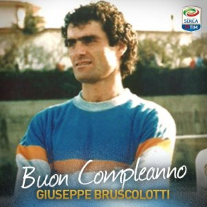 La Lega calcio celebra capitan Bruscolotti per i suoi 65 anni