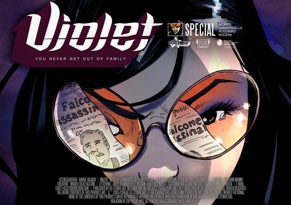 Violet, edizione speciale/La volpe e la pantera