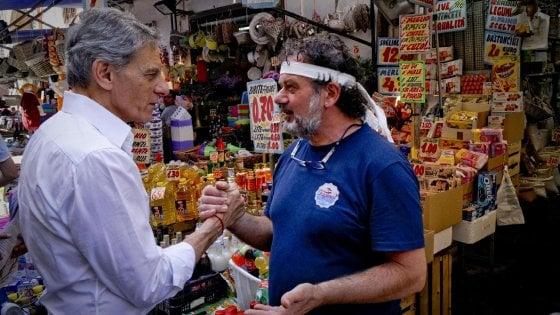"""Comunali Napoli, l'appello finale  di Lettieri a democratici e 5 Stelle: """"Chiedo il voto alla Valente"""""""