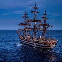 Il Vespucci a Napoli, visita da mercoledì 29 giugno