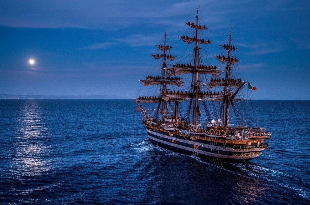 La nave più bella del mondo compie 85 anni