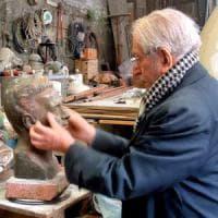 Addio al pittore e scultore Giuseppe Antonello Leone