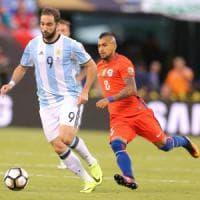 Higuain, continua la maledizione con l'Argentina: il Pipita pronto a dire