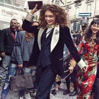 Invasione fashion a Napoli per Dolce&Gabbana arrivano 40 yacht