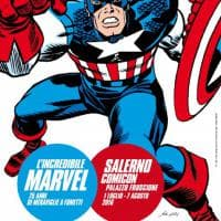 I supereroi della Marvel per Salerno Comicon
