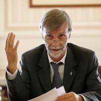 Il ministro Delrio: