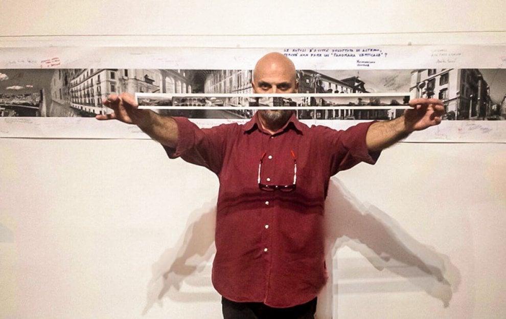 """Fotografia, la Napoli """"surrealista"""" del fotografo Marco Maraviglia"""