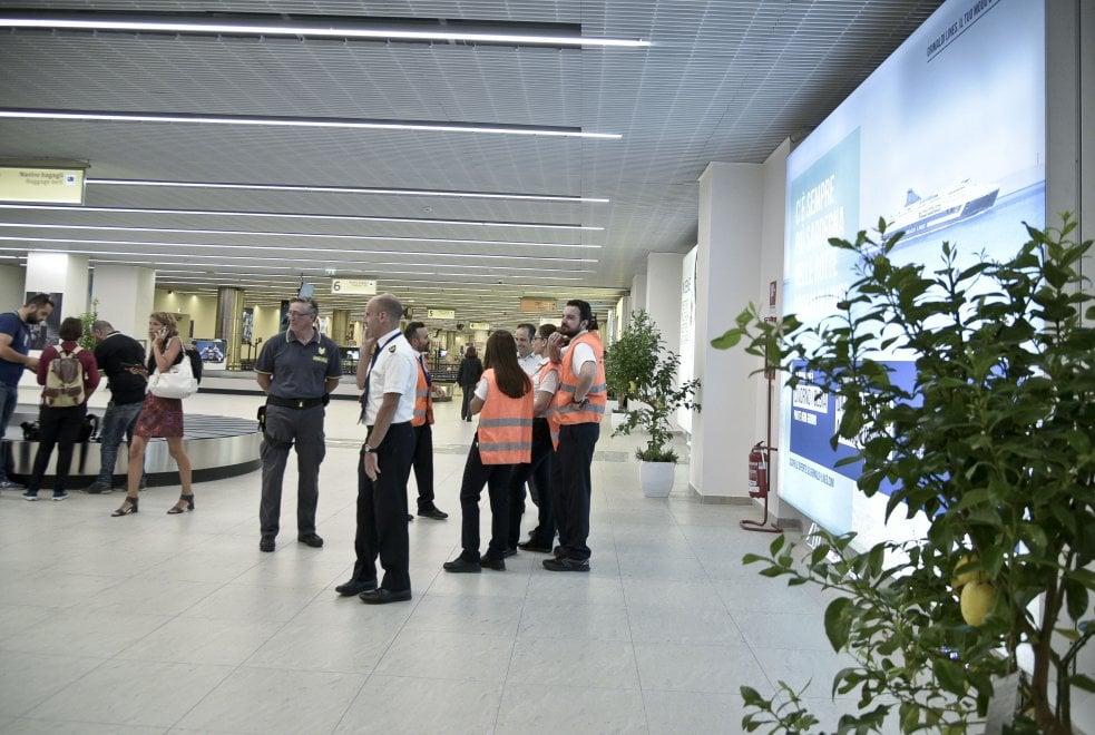 Ecco la nuova area arrivi dell'aeroporto di Capodichino