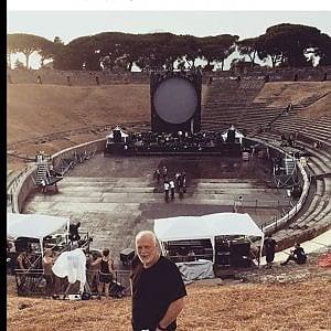 Rock a Pompei, incassi record dello Stato: 120mila a sera per David Gilmour ed Elton John