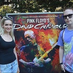 Agli Scavi di Pompei da tutto il mondo per l'ex Pink Floyd
