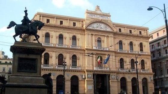 (VIDEO) Napoli. Fondi Camera di Commercio 'distratti', tre arresti