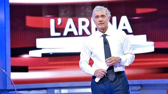 """La Procura: """"Archiviate  Giletti per le sue frasi in tv su Napoli"""""""