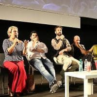 Applausi a Giffoni per il cast