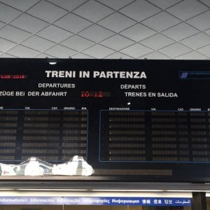 Effetto sciopero Circum: Pompei con pochi turisti e alcuni non riescono a rientrare