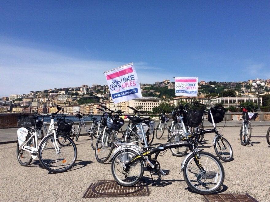 """City Sightseeing Napoli e I Bike Naples insieme per promuovere il """"turismo ecologico in città"""""""