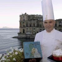 Un dolce dedicato a San Gennaro, il più buono è firmato da Salvatore Gabbiano