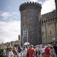 Turismo a Napoli in crescita costante, più 8 per cento