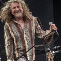 Robert Plant a Napoli: