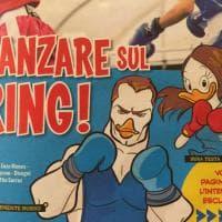 I pugili napoletani, Irma Testa e Clemente Russo, diventano un fumetto per Topolino