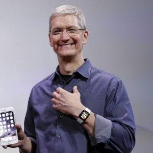 Apple a Napoli, arriva Tim Cook per l'Academy