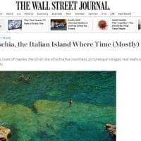 "Ischia conquista ""The Wall Street Journal"":  ""Qui il tempo si ferma"""