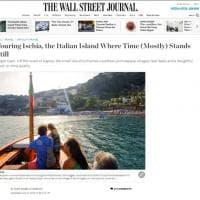 """The Wall Street Journal"": dimenticate Capri, Ischia è l'isola dei sogni"