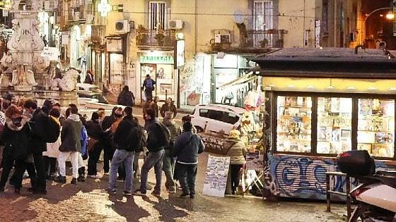 Napoli racconto choc di un minorenne sabato da incubo in bal a di una gang in piazza - La piazzetta cucine da incubo ...