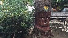 L'opera di piazza Bellini  la mascotte della movida