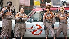 """""""Ghostbusters"""" In anteprima nazionale"""