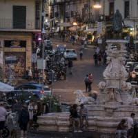 I teppisti di piazza Monteoliveto: scoperto e denunciato un 15enne