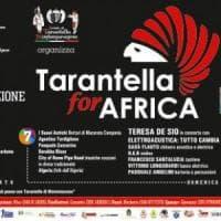 Montemarano: Tarantella For Africa, tra gusto e tradizioni multietniche