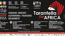 Tarantella For Africa, tra arte e solidarietà