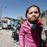 Due campi rom sequestrati dalla polizia locale a Napoli