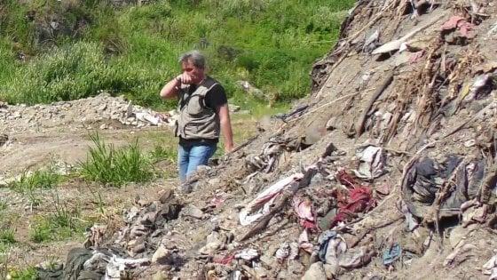 Vesuvio, 400mila metri cubi di rifiuti pericolosi sequestrati nel Parco Nazionale