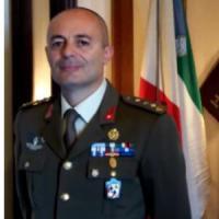Fabio Aceto è il nuovo comandante della Nunziatella. Incontro con il sindaco