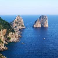 Capri piace sempre più agli stranieri, 6 per cento di presenze in più