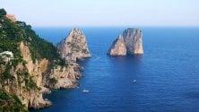 A Capri il 6 per cento  di stranieri in più