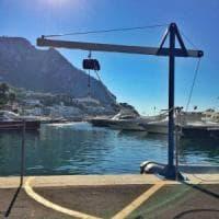 Capri, nuovi imbarchi per i disabili