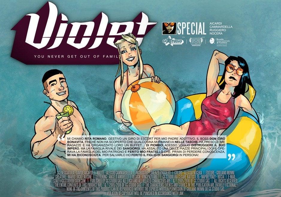 Violet/ Special estate: Ritorno a Procida