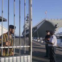 Ventotene: vertice blindato in alto mare, tutto pronto per l'arrivo di Renzi-Mer...