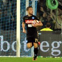 Napoli, rimonta e rimpianti: con il Pescara finisce 2-2. Mertens risveglia