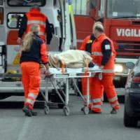 Incidente stradale nel Casertano, muore una ragazza di 24 anni