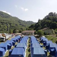 Terremoto: partita la missione della Protezione Civile della Campania