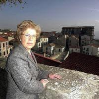 Rosanna Repole incontra il sindaco di Amatrice